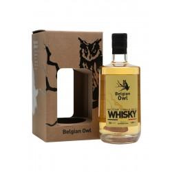 Belgian Owl Single Malt 46%...