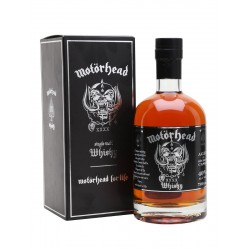 Motörhead Single Malt...