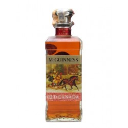 McGuinness Old Canada Whiskey