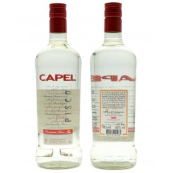 Pisco Capel Doble Destilado...