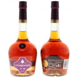 Courvoisier VS in GB 40% -...