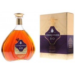Courvoisier XO in GB 40% -...