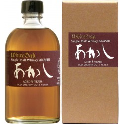 Akashi Single Malt 8YO 55%...