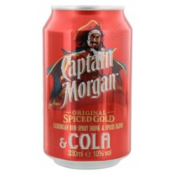 12 x Captain Morgan Spiced...