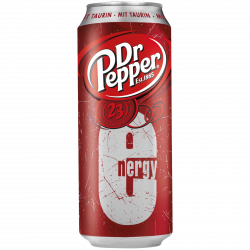 12 x Dr. Pepper Energy...