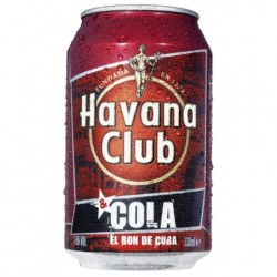 12 x Havana Club & Cola in...