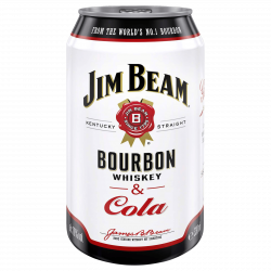 24 x Jim Beam & Cola in...