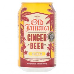 24 x Old Jamaica Ginger...