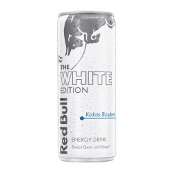 12 x Red Bull White Edition...