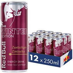 12 x Red Bull Winter...