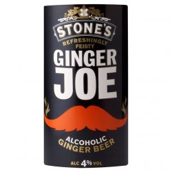 12 x Ginger Joe Alcoholic...