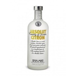 Absolut Citron 40% - 1,0L