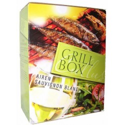 Grillbox Airen Sauvignon...