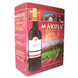 Makulu Cape Red 12,5% - 3,0L