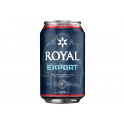 Royal Export 5,8% - 24 x 0,33L