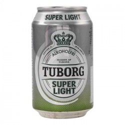 Tuborg Super Light 0% - 24...