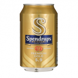 Spendrups Premium Gold 5,9%...