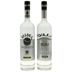 Beluga Noble Russian Vodka...