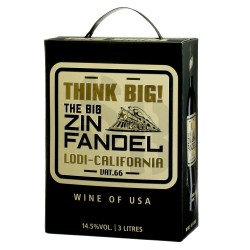 Think Big Lodi Zinfandel...