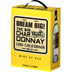 Think Big Lodi Chardonnay...