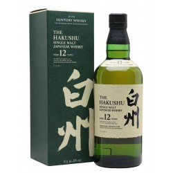 Hakushu 12 Years Old Pure...