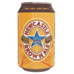 Newcastle Brown Ale 4,7% -...