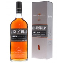Auchentoshan Three Wood 43%...
