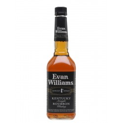 Evan Williams Black 43% - 0,7L