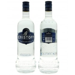 Eristoff Vodka 37,5 - 1,0L