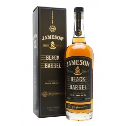 Jameson Black Barrel 40% -...