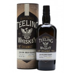 Teeling Single Malt Whiskey...