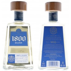1800 Silver Tequila 38% - 0,7L